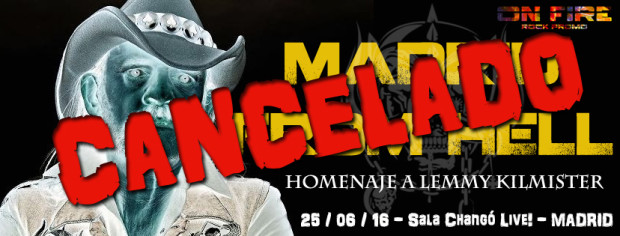Madrid From Hell Cancelado