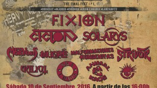 Winds of Rock Fest 2016 Solidario [Toda la info]