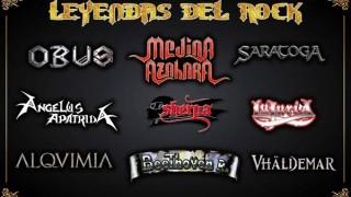 Nueva bandas españolas en Leyendas del Rock 2017