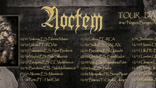 La gira europea de Hate y Noctem comenzo este mes