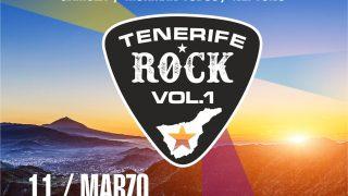 Tenerife Rock Vol. 1 será presentado en marzo 2017