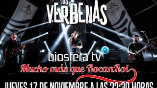 Los Verbenas en Mucho mas que RocanRol TV