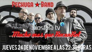 Pechuga Band en Mucho mas que RocanRol TV