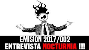 Mucho mas que RocanRol 2017/002 con Nocturnia