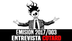 Mucho mas que RocanRol 2017/003 con Cotard