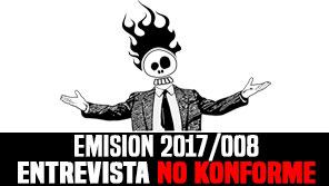Mucho mas que RocanRol 2017/008 No Konforme