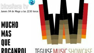 Teguise Music Showcase en Mucho mas que RocanRol TV