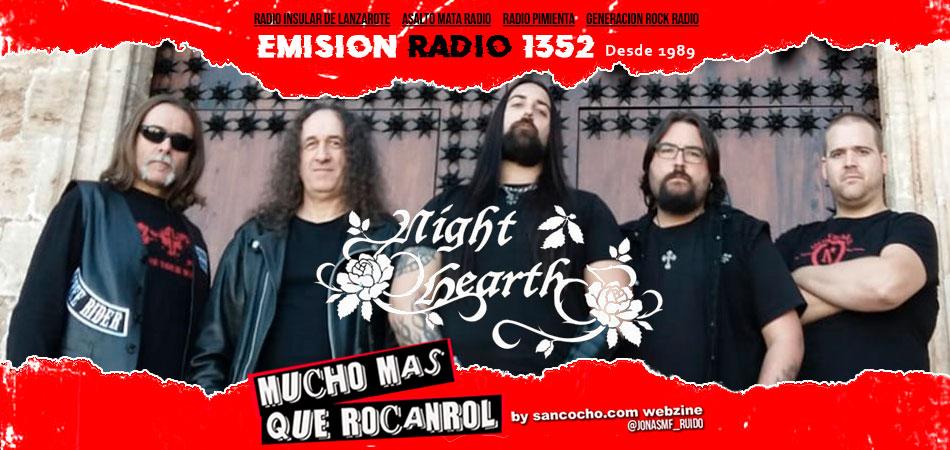 Mucho mas que RocanRol con Night Hearth