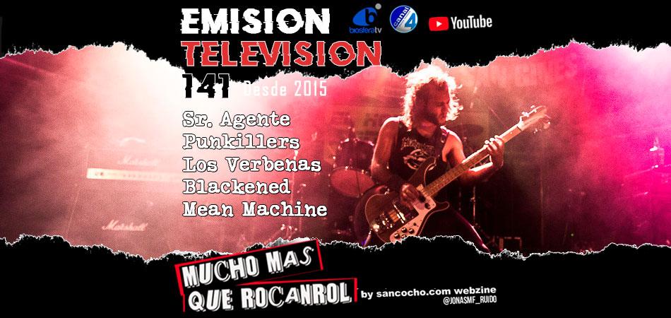 Mucho mas que RocanRol TV 141