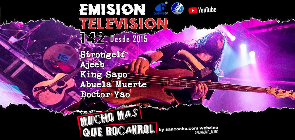 Mucho mas que RocanRol TV 142