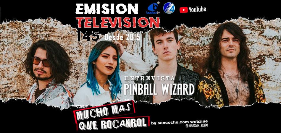 Mucho mas que RocanRol TV con Pinball Wizard