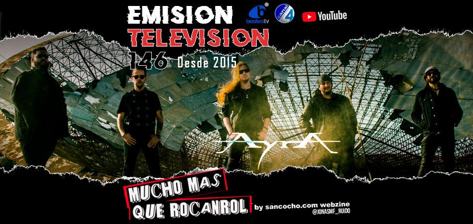 Mucho mas que RocanRol TV con AyrA