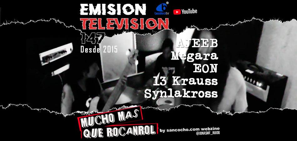 Mucho mas que RocanRol TV 147