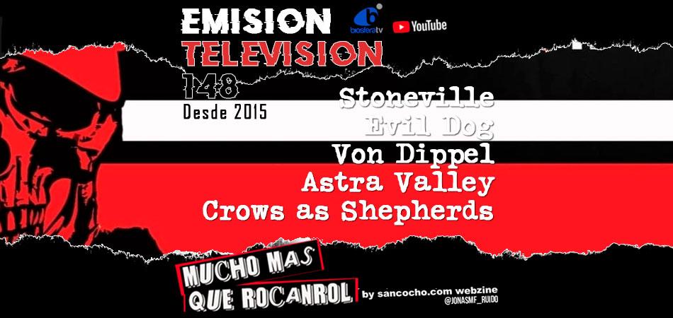 Mucho mas que RocanRol TV 148