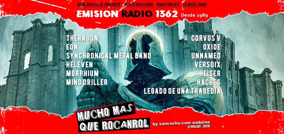 Mucho mas que RocanRol emisión 1362