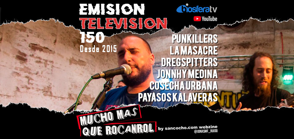 Mucho mas que RocanRol TV 150