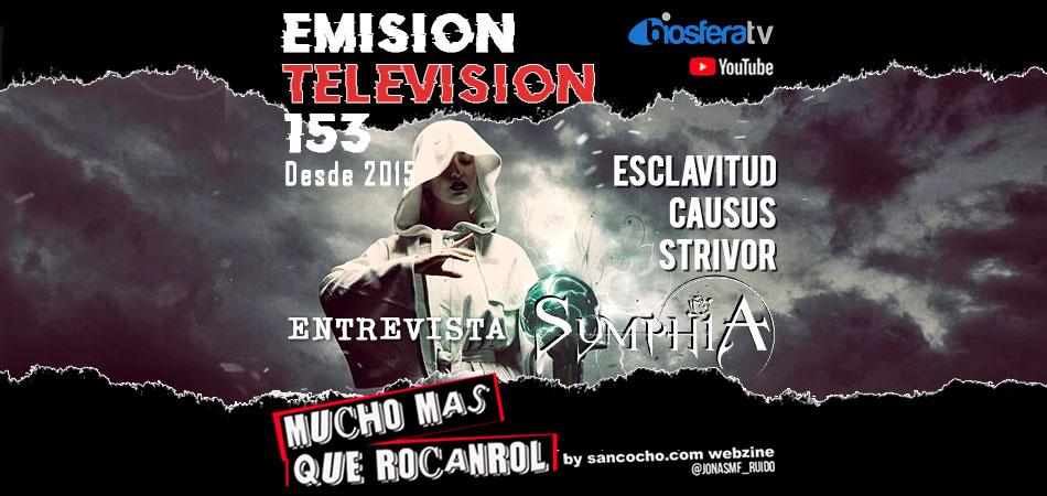 Mucho mas que RocanRol TV con Symphia