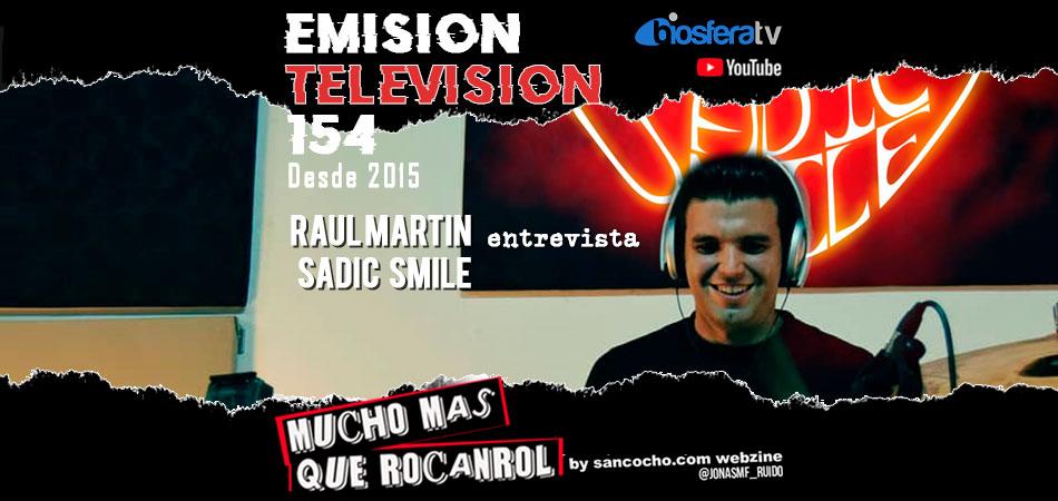 Mucho mas que RocanRol TV 154