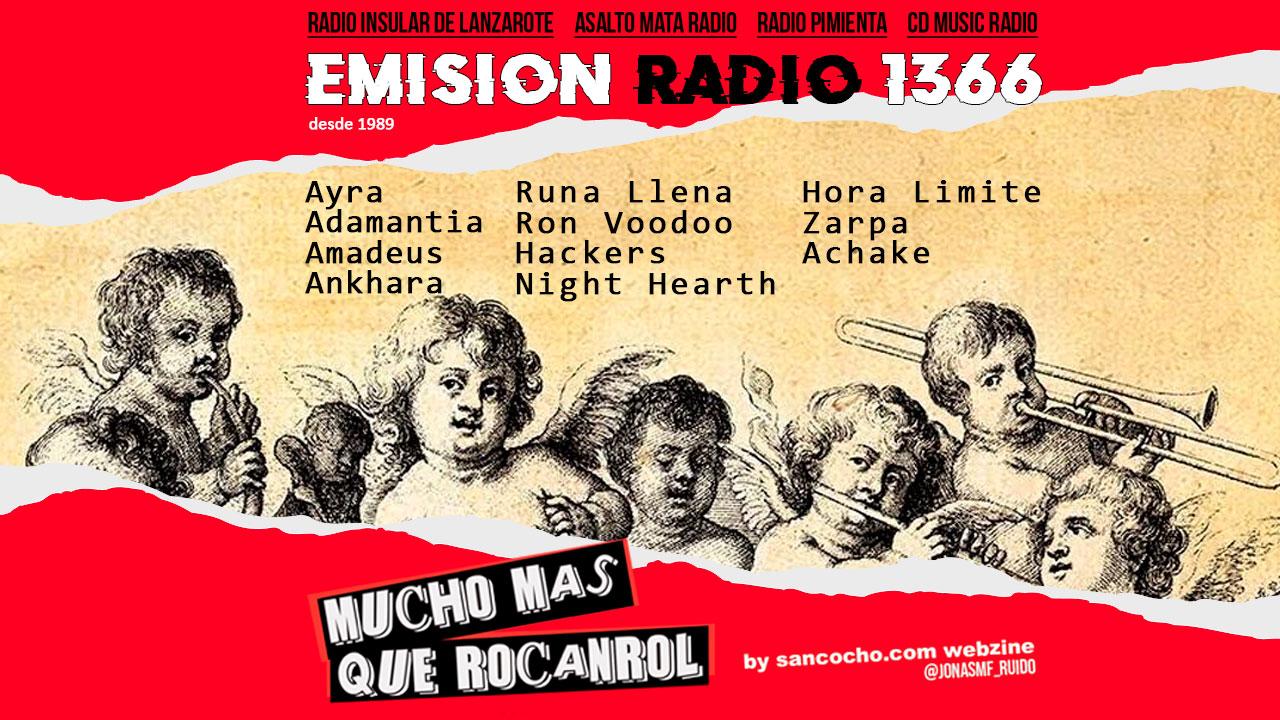 Mucho mas que RocanRol emisión 1366