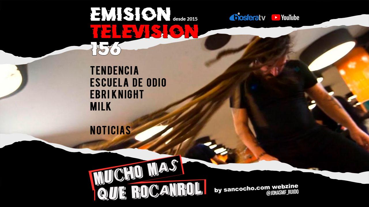 Mucho mas que RocanRol TV 156