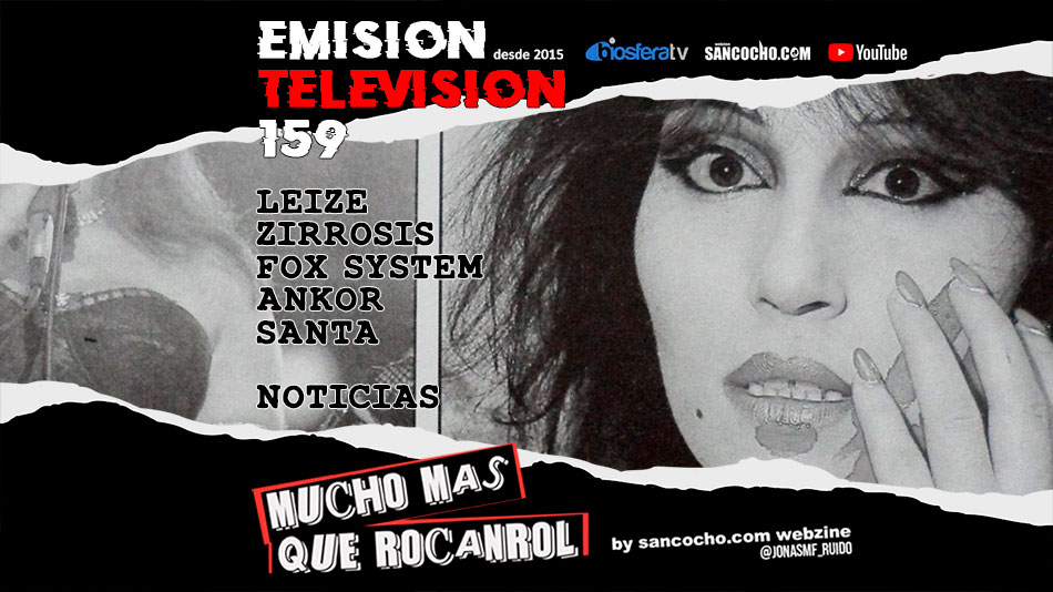 Mucho mas que RocanRol TV 159