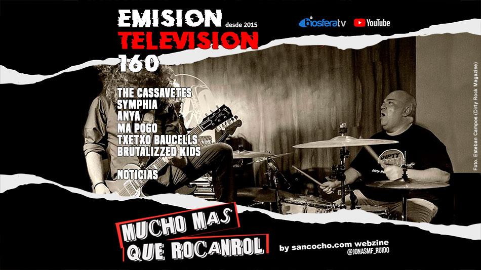 Mucho mas que RocanRol TV 160
