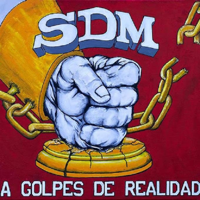 SDM publica hoy su nuevo álbum 'A Golpes de Realidad'