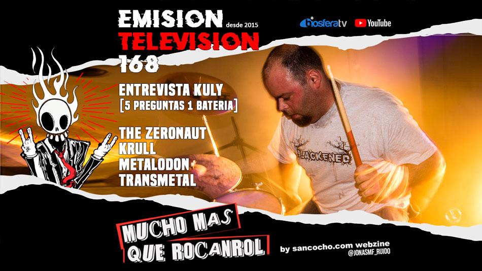 Mucho mas que RocanRol TV 168