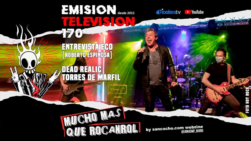 Mucho mas que RocanRol TV 170 con ECO