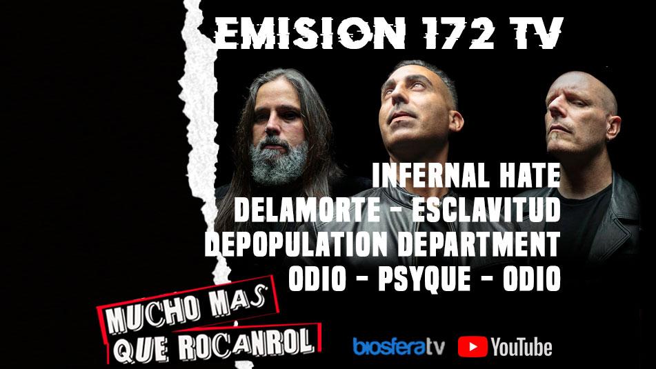 Mucho mas que RocanRol TV 172