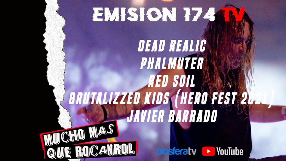 Mucho mas que RocanRol TV 174