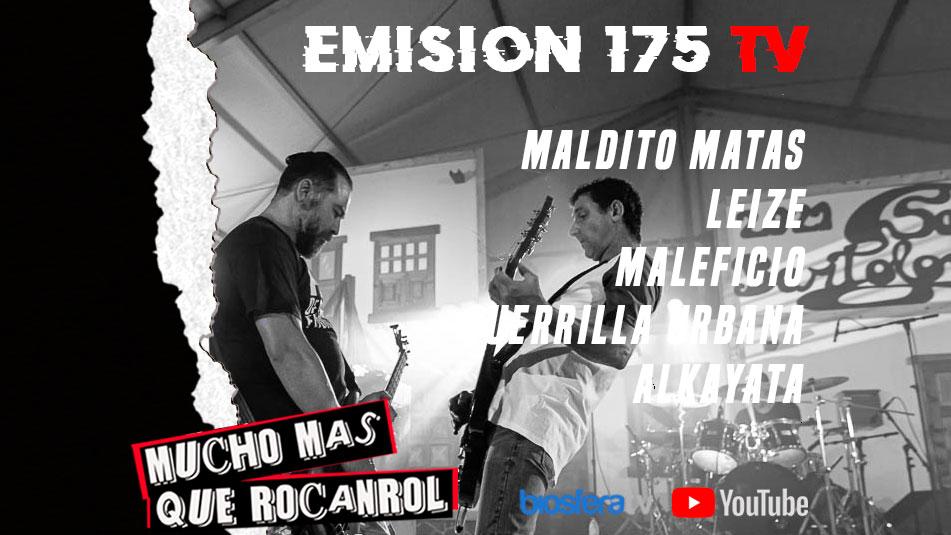 Mucho mas que RocanRol TV 175
