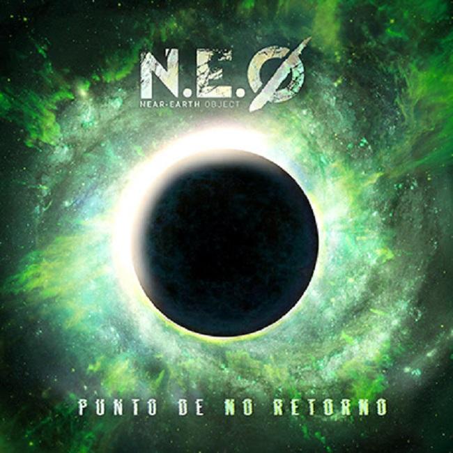 N.E.O publica su nuevo álbum 'Punto de No Retorno'
